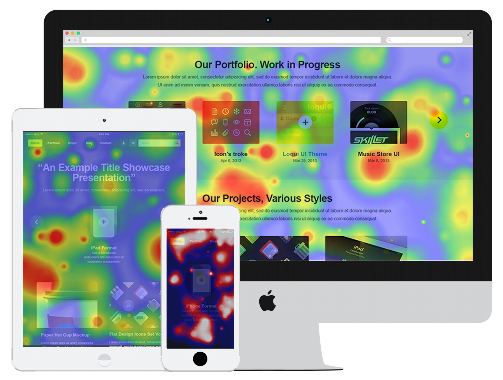 heatmap js : Dynamic Heatmaps for the Web