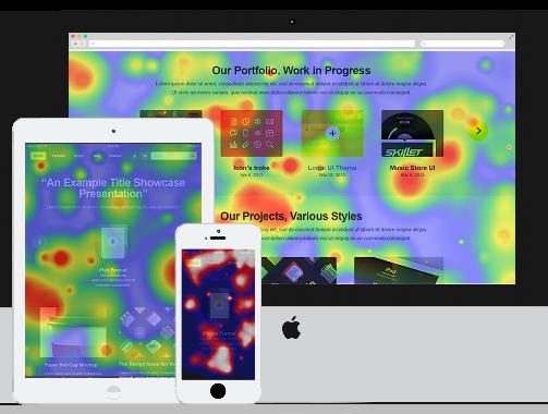 Heatmap Js Dynamic Heatmaps For The Web